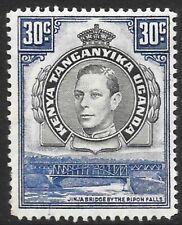 More details for kenya, uganda  and tanganyika  1941 30c p.14, fm hinged. sg 141a. cat.£160.