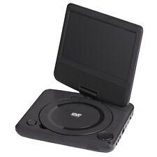 "ONN ONA19DP006 Swivel Portable DVD Player Kit, 7"" inch"