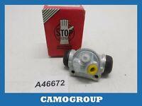 Cylinder Rear Brake Rear Wheel Cylinder Stop CITROEN Arna S52465