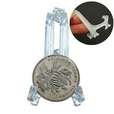 Plates Cards Medal Gem Display Coin Easel Golf Post Badge Stand Holder