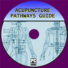 ACUPUNCTURE PATHWAYS POINTS / CUN MEASUREMENTS 3+HRS TUITION VIDEO GUIDES PC DVD
