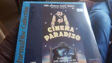 Cinema Paradiso Laserdisc - Ldnew In Shrink