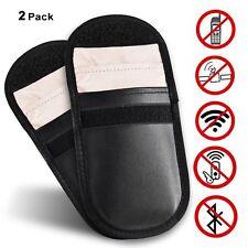 Car Keyless Signal Blocker RFID Bag Pouch Protection Vehicle Safety Anti Thief