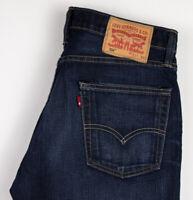 Levi's Strauss & Co Hommes 504 Droit Slim Jeans Vieilli Taille W31 L32 ALZ516