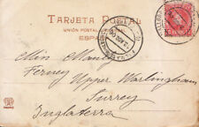 Family History Postcard - Manly - Upper Warlingham - Surrey - Ref 2585A