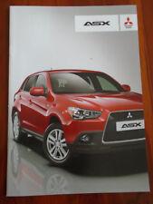 Mitsubishi ASX range brochure Feb 2012