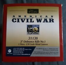 Britains Soldiers 31138 Civil War 3 Ordnance Rifle 1 Light Artillery