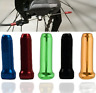 50x Bike Bicycle Brake Derailleur Shifter Inner Cable End Caps Tips Wire End Cap