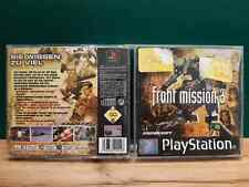 Front Mission 3-Sony PlayStation 1-PAL-B-Ware