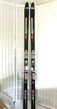 Rossignol Slalom STS Equipe Carbon Skis Sintered Base Tyrolia 480 Bindings US