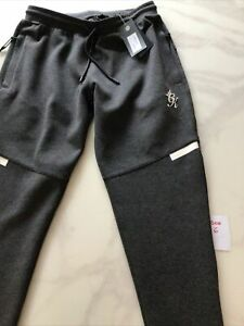 GYM KING GREY MED MENS JOGGERS NEW SEASON LIMITED OFFER £25