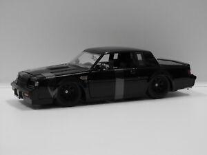 "1:24 Dom's Buick Grand National ""Fast & Furious"" Jada 99539"
