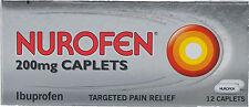 Nurofen Pack Over-The-Counter Pain Relief Medicine