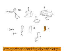GM OEM Airbag Air Bag-RCM SDM ACM Restraint Control Module 12241710