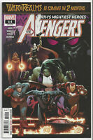 Avengers #14 Thor She-Hulk Captain Marvel Comic 1st Print 2018 Unread NM