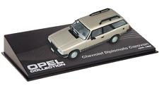 OPEL Chevrolet Diplomata Caravan 1:43 DIECAST MODEL CAR IXO EAGLEMOSS -112