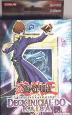 Yu-Gi-Oh!!!  Starter Deck Kaiba PORTUGUESE SDK 1ST EDITION