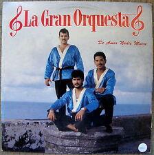 La Gran Orquesta Andy Lay De Amor Nadie Muere Merengue ORDA Puerto Rico NMINT