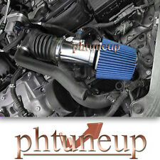 2006-2009 FORD FUSION 3.0 3.0L SE SEL RAM AIR INTAKE KIT SYSTEMS + BLUE FILTER