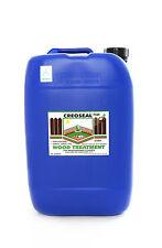 creoseal plus dark 20ltr (oil based) creosote substitute