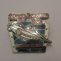 Disney Countdown to the Millennium Series #10 20,000 Leagues Under the Sea Pin