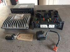 2004 CITROEN C3 1.4  16V ECU KIT PLUG AND PLAY  PSA 9654305580