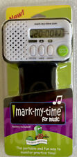 Mark My Time for Music Metronome Digital Bookmark - NEW with FREE Shipping!