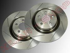 2 Geschlitzte Bremsscheiben 360mm Ø vorne Chrysler 300C SRT8  2005 - 2012