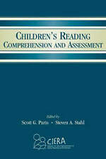Children's Reading Comprehension and Assessment (Center for Improvement of Early