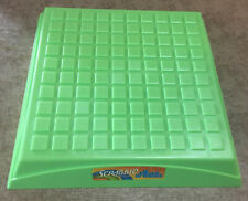 2008 Scrabble UPWORDS Board Game Replacement Piece Part GREEN PLASTIC GAMEBOARD