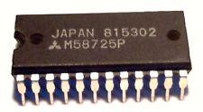 Mitsubishi M58725P 6116 2K x 8 Static RAM