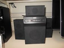 RCA RT1511 5.1 Home Theater System with 5 Speakers and Powered Subwoofer