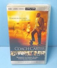 Coach Carter UMD video For Sony PSP BRAND NEW FACTORY SEALED