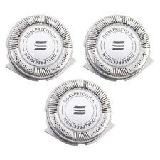 3Pcs Shaver shaving heads For Philips AT815 AT830 AT830/41 AT880 AT890