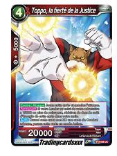 ♦Dragon Ball Super♦ Toppo, la fierté de la Justice : BT3-026 UC -VF-