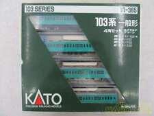 Kato N Gauge 103 Series General Type 4-Car Set 10-365 Model Kato Japan