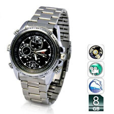 Spy HD 1280*960 Wrist DV Watch 8GB Video Hidden Camera DVR Waterproof Camcorder