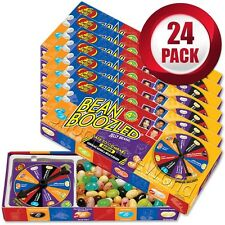24 Pack BEAN BOOZLED Spinner Game 3.5oz by Jelly Belly ~ Candy Challange