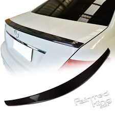 Carbon For Mercedes Benz W204 Saloon DR Style Trunk Boot Spoiler C180 C350