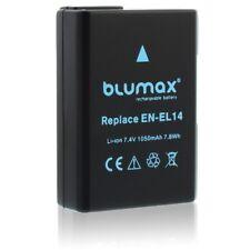 Accu Batterie pour Nikon EN-EL14; EN-EL14A; EN-EL14e; D5600; DSLR D5100 Neuf
