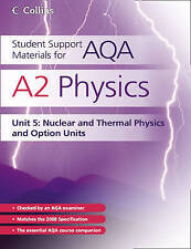 Student Support Materials for AQA - A2 Physics Unit 5: Nuclear, Thermal Physics