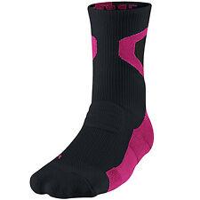 Nike Air Jordan Dri-Fit Crew Black/Pink 589042-019 Sz XL 12-15