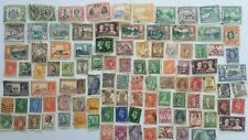 100 Different British Empire/Commonwealth George VI issues only Stamp Collection