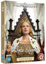 The White Queen TV Series 1 First Season Region 2 New DVD (4 Discs)