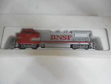 """Walthers GE Dash 8 40B  """"BNSF"""" DCC equipted locomotive"""