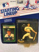 Starting Lineup SLU 1989  ROBIN YOUNT Figurine - Milwaukee Brewers #19