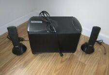 Altec Lansing ATP3 2.1 Speaker and Subwoofer - FANTASTIC SOUND!!