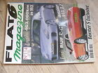 $$ Revue Flat6 magazine N°114 993 911 2.7 Ruf R-GT Boxster S Exclusive