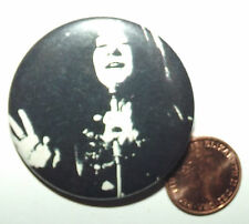 "JANIS JOPLIN Old Vtg 70`s/80`s Large Button Pin Badge(44mm-1.75"")not lp shirt"