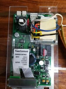 CUMMINS GEN ONAN PCB ASSY PART #: 300-6000-03 POWER COMMAND BATTERY CHARGER